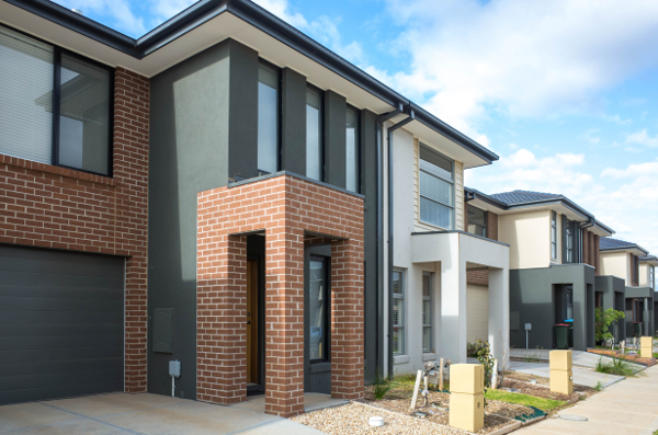 builders melbourne townhouses